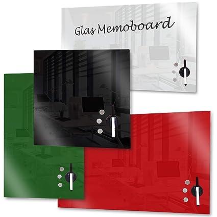 Rapid Teck Memo Board Cristal Pizarra magnética Panel de ...