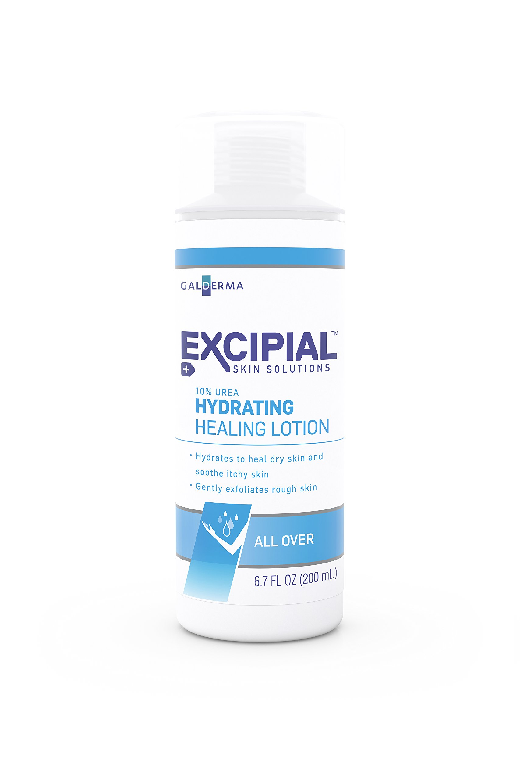 Excipial Urea Hydrating Healing Lotion, 6.7 Ounce by Excipial