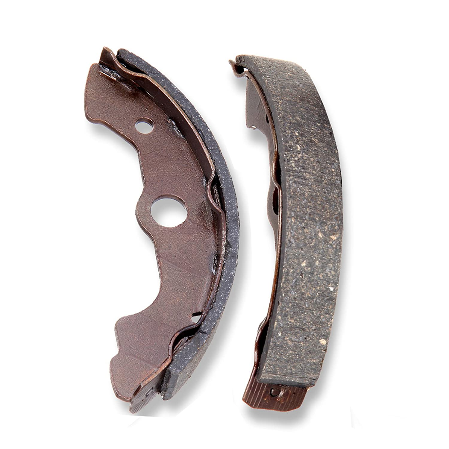 SCITOO High Performance Brake Shoes Fit for 97-03 Honda Foreman 400,98-04 Honda Foreman 450,95-96 Honda FourTrax Foreman 400,00-06 Honda Rancher 350,95 96 04 07 Honda Rancher 400