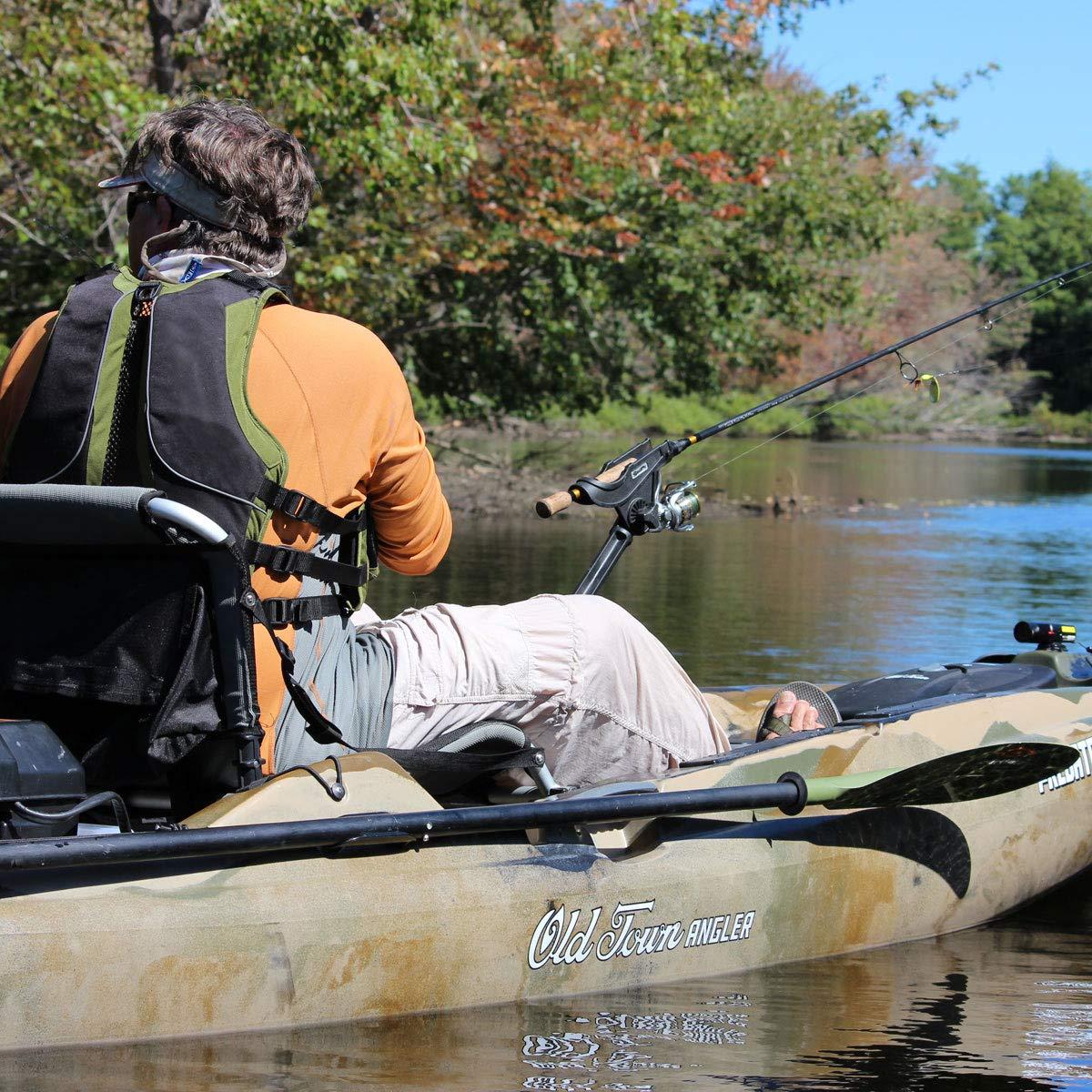 Old Town Predator XL Fishing Kayak with Rudder