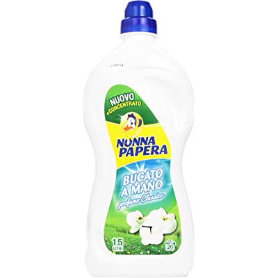 Abuela Pato–Detergente ropa a mano, Perfume Clásico–1500ml