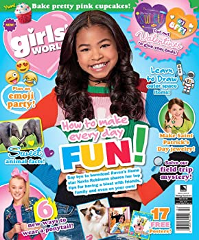 1-Year Girls' World Magazine Subscription