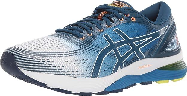 ASICS Gel-Nimbus 21 SP Zapatillas de running para hombre: Amazon.es: Zapatos y complementos