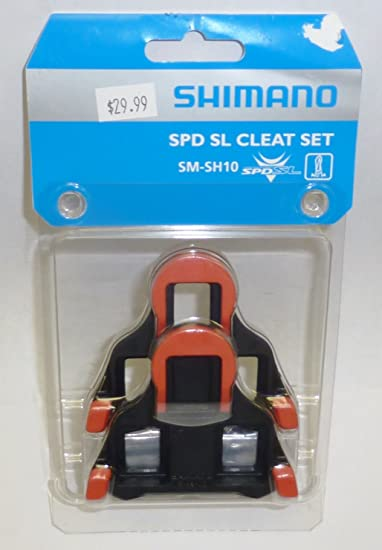 SHIMANO SPD-SL Cleat Set | Competitive Cyclist
