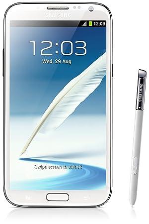 93082241cba8a Samsung - TELEFONO SAMSUNG GALAXY NOTE 2 N7100 SMARTPHONE BLANCO 16GB LIBRE