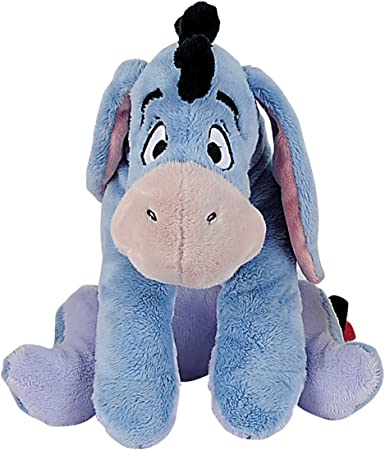 Smoby Nicotoy Peluche Disney 6315872675 - Eeyore, 35 cm: Amazon.it