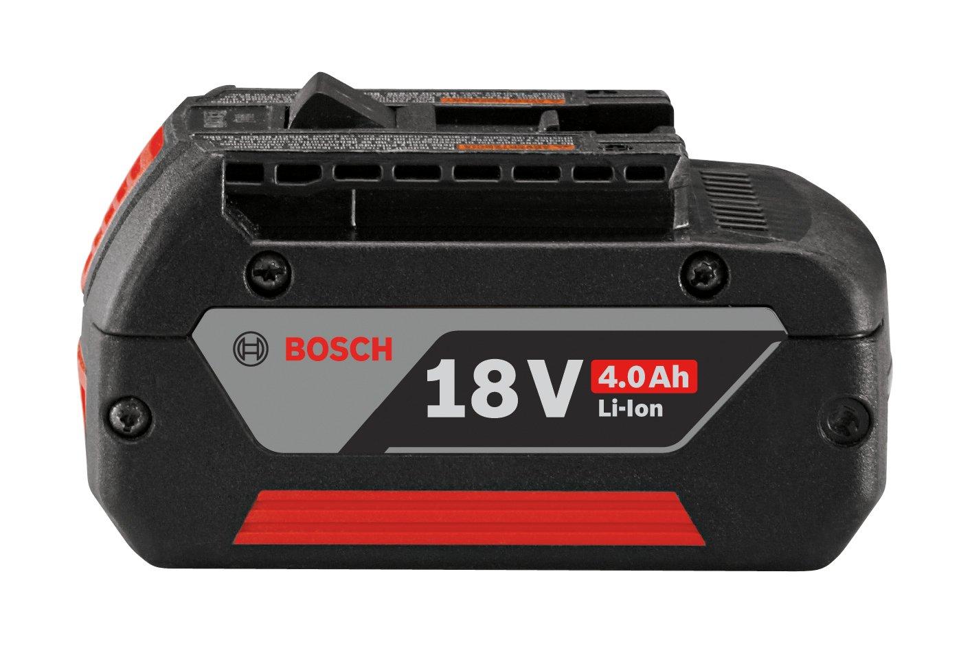 [Amazon Canada]Bosch BAT620 18-Volt Li-Ion 4.0Ah Battery -CDN$ 64.00 + FREE Shipping
