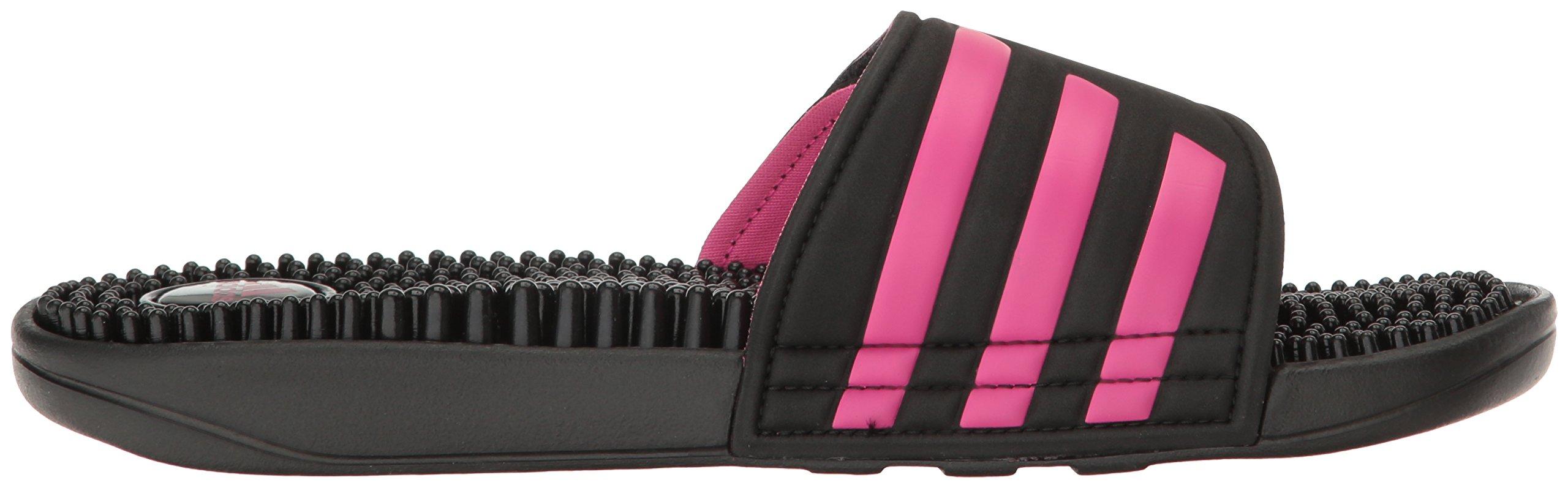 Adidas femminili scarpe adissage slide sandali, nero / la notte.
