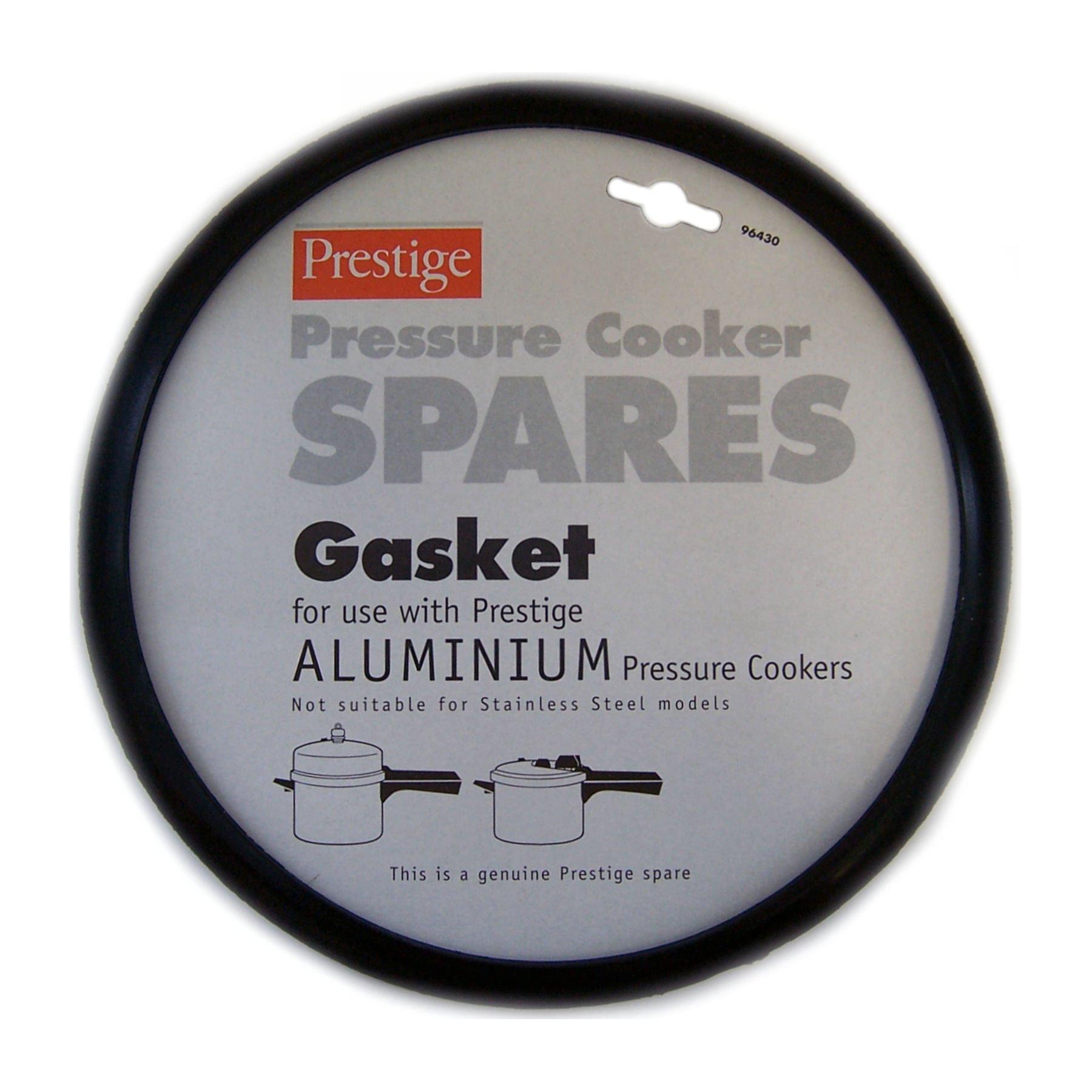 Prestige Aluminium Spares, Aluminium Gasket - Black