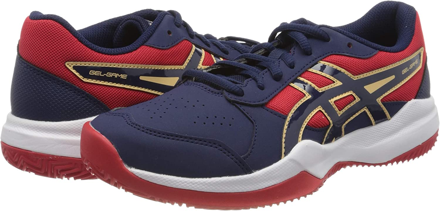 ASICS Gel-Game 7 Clay/OC GS, Running Shoe Unisex-Child: Amazon.es: Zapatos y complementos