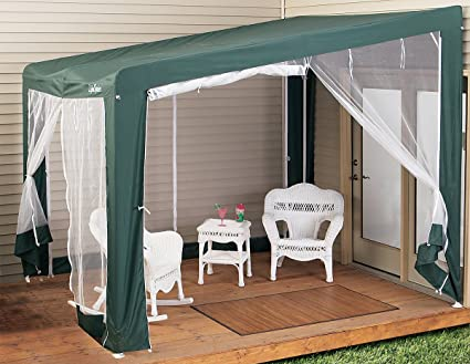 Amazon com : Guide Gear 8 x 10' House Shade Screen House