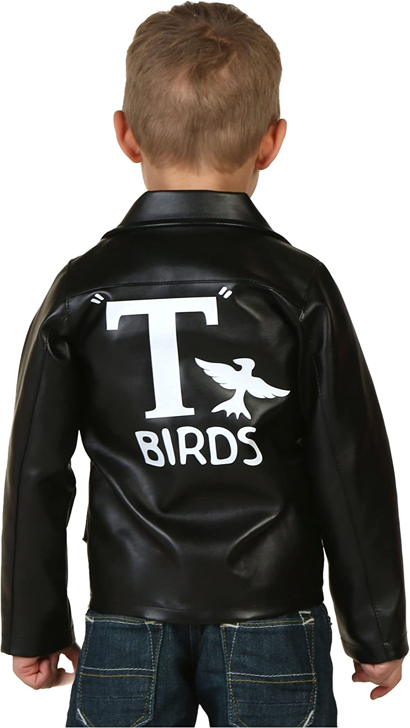 Rubies Grease Pet T-Birds Costume Jacket Small