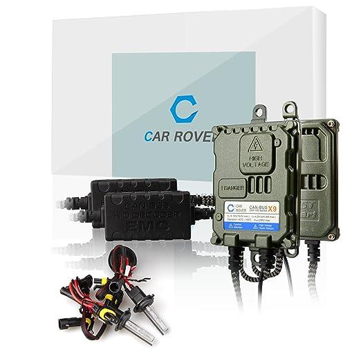 113 opinioni per Car Rover® H7 Canbus Kit Xenon HID Senza Errori Decodifica Ballast 55W Lampadina