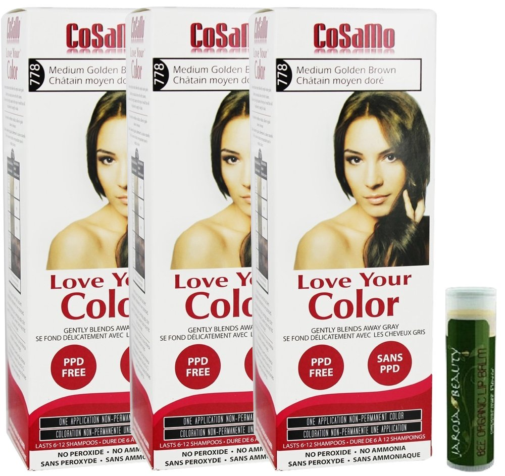 Amazon Cosamo Love Your Color No Ammonia No Peroxide Hair