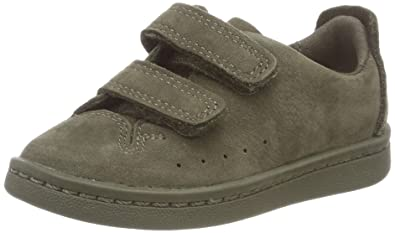 Nubuck Nate Clarks MazeSneakers Vertolive Mixte Enfant Basses mgvf6IbY7y