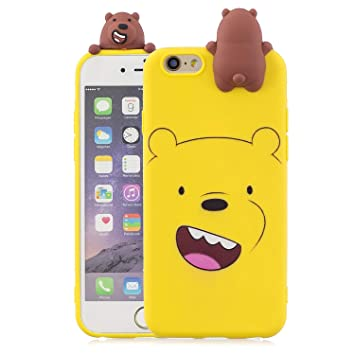 coque iphone 6 silicone garcon