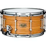 "Tama Limited Edition 'S.L.P.' Backbeat Bubinga Birch 7""x14"" Snare Drum"