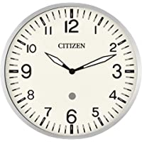 Deals on Citizen Clocks CC5012 Citizen Smart Echo Compatible Wall Clock