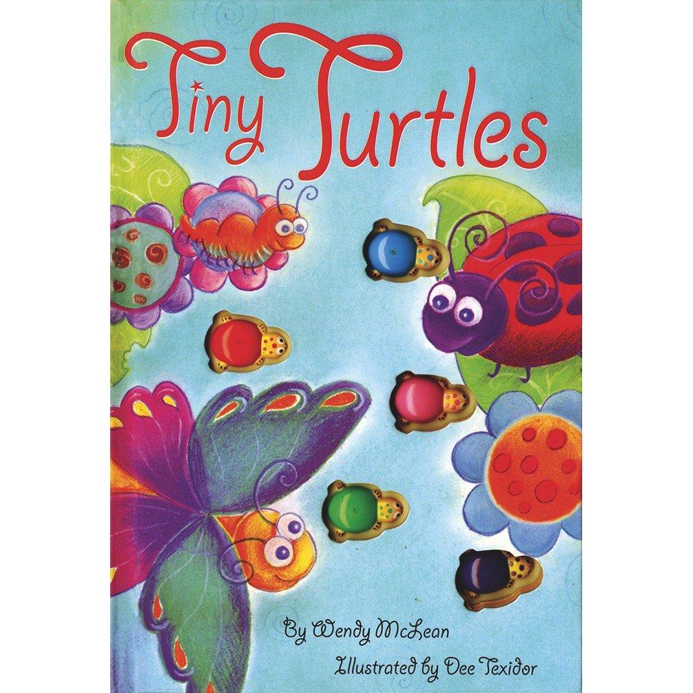 Tiny Turtles (Interactive Button Board Books) PDF