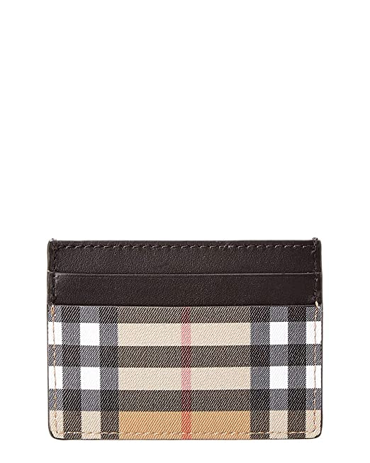 Burberry Sandon monedero hombre black: Amazon.es: Ropa y ...
