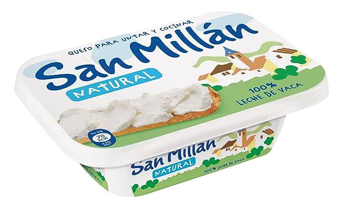 San Millan Crema de Queso Blanco Pasteurizado - 200 gr