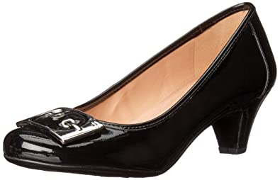 Womens Shoes Naturalizer Sharon Black Shiny