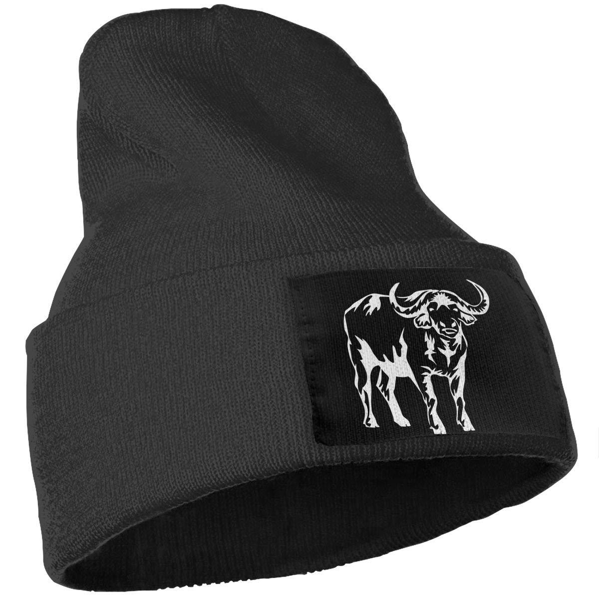 Water Buff Skull Cap Men Women Knit Hats Stretchy /& Soft Beanie
