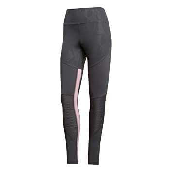 adidas Performance Damen Fitness Hose Believe This High Rise