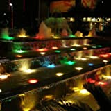 FOEERS Submersible LED Fountain Lights, Led Pond