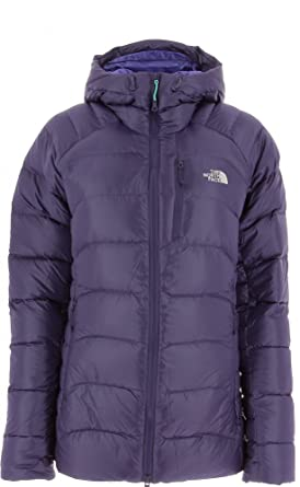 ec4a8fa19 The North Face Women's Hooded Elysium Jacket - Garnet Purple, Large ...