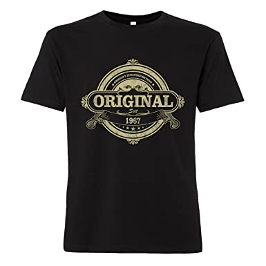 ShirtWorld Original Seit 1967 Zum 51. Geburtstag - T-Shirt M