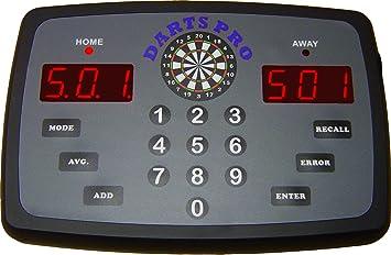 Pro dardos electrónicos dardo Marcador Marcador electrónico: Amazon.es: Deportes y aire libre