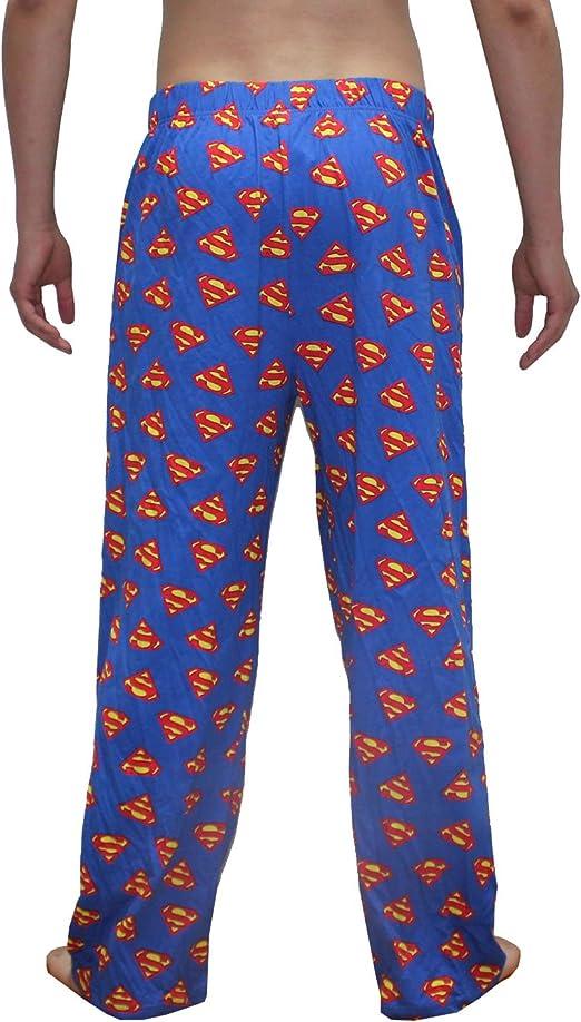 Pijama corto de algod/ón de Batman oficial para hombre