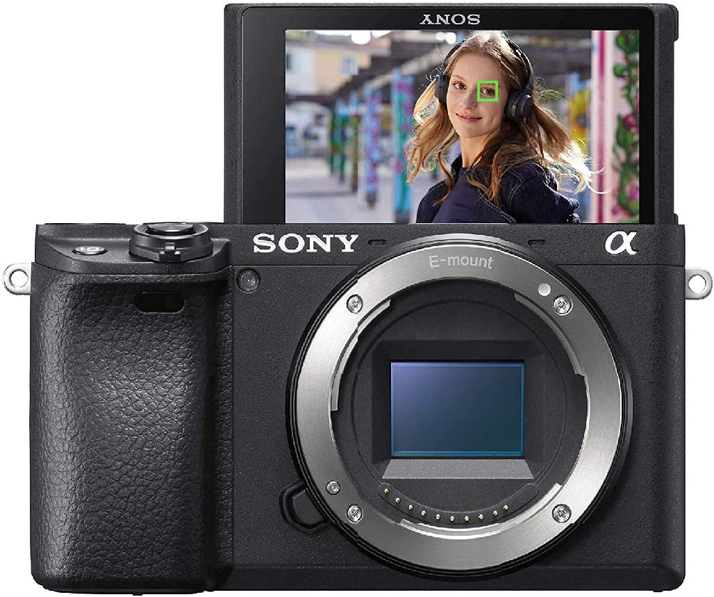 Sony Alpha 6400 Aps C Spiegellose Kamera Kamera