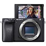 Sony ILCE-6400 Kamera, Svart