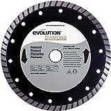 evolution(エボリューション) FURY 185mmダイヤモンドホイール