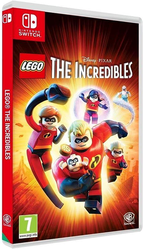 LEGO The Incredibles - Nintendo Switch [Importación inglesa ...