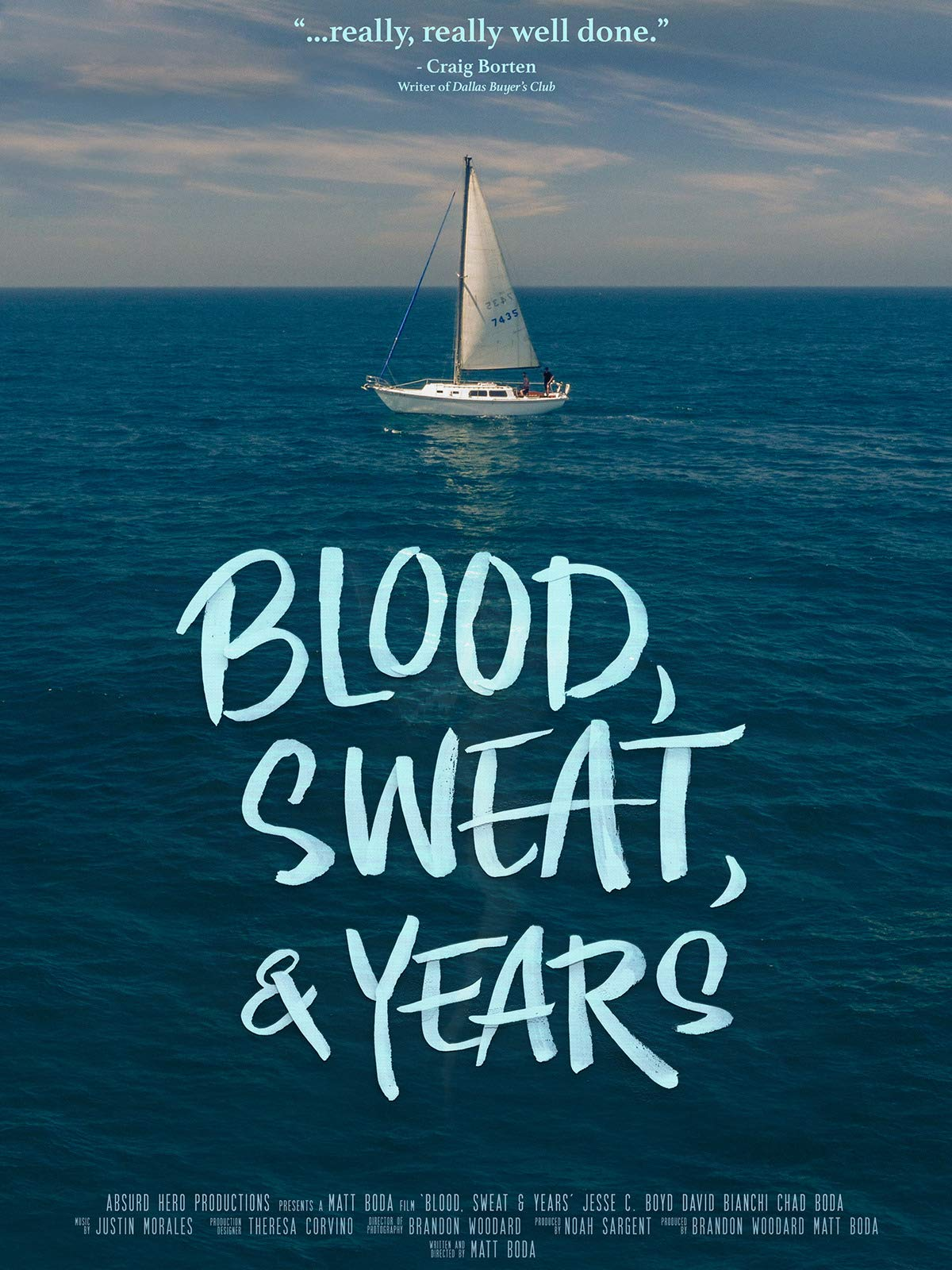 Blood, Sweat & Years