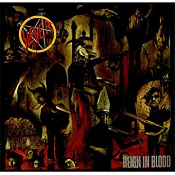 musica raining blood slayer