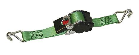 Automatik Zurrgurt mit Aufrollfunktion 25 mm neu in 3 Meter