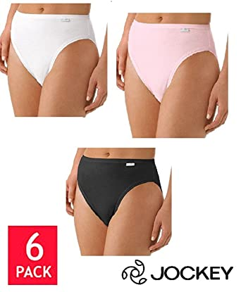 71pSwdfn wL._UX342_ jockey women's underwear classic french cut 6 pack (5) at amazon,Womens Underwear Amazon