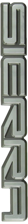 GM Genuine 15707451 End Gate Vehicle Nameplate