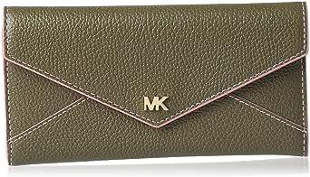Michael Kors Womens Wallet, Olive - 32S9GF6E7T