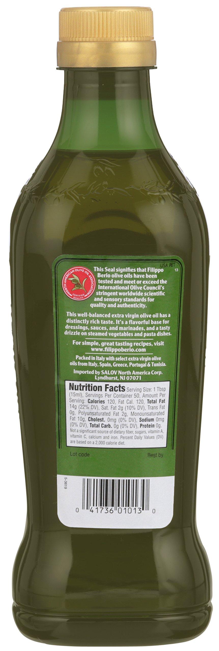 Filippo Berio Extra Virgin Olive Oil, 25.3-Ounce by Filippo Berio (Image #3)