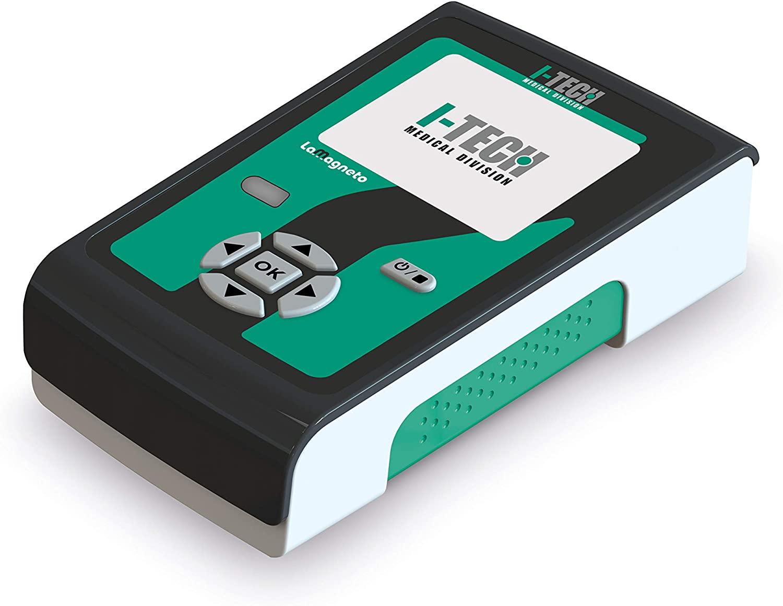 I-TECH Medical Division - LaMagneto - Dispositivo de magnetoterapia para uso doméstico - Dispositivo de baja frecuencia - 46 programas preestablecidos