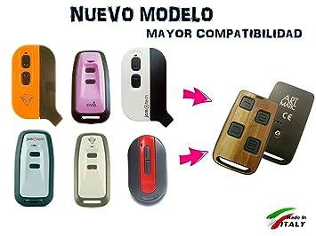 Mando de Garaje Universal HR MULTI 3 Compatible NORTON NOR20