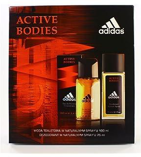 Adidas Active Bodies Eau De Toilette Concentrate 100 Ml Amazonco