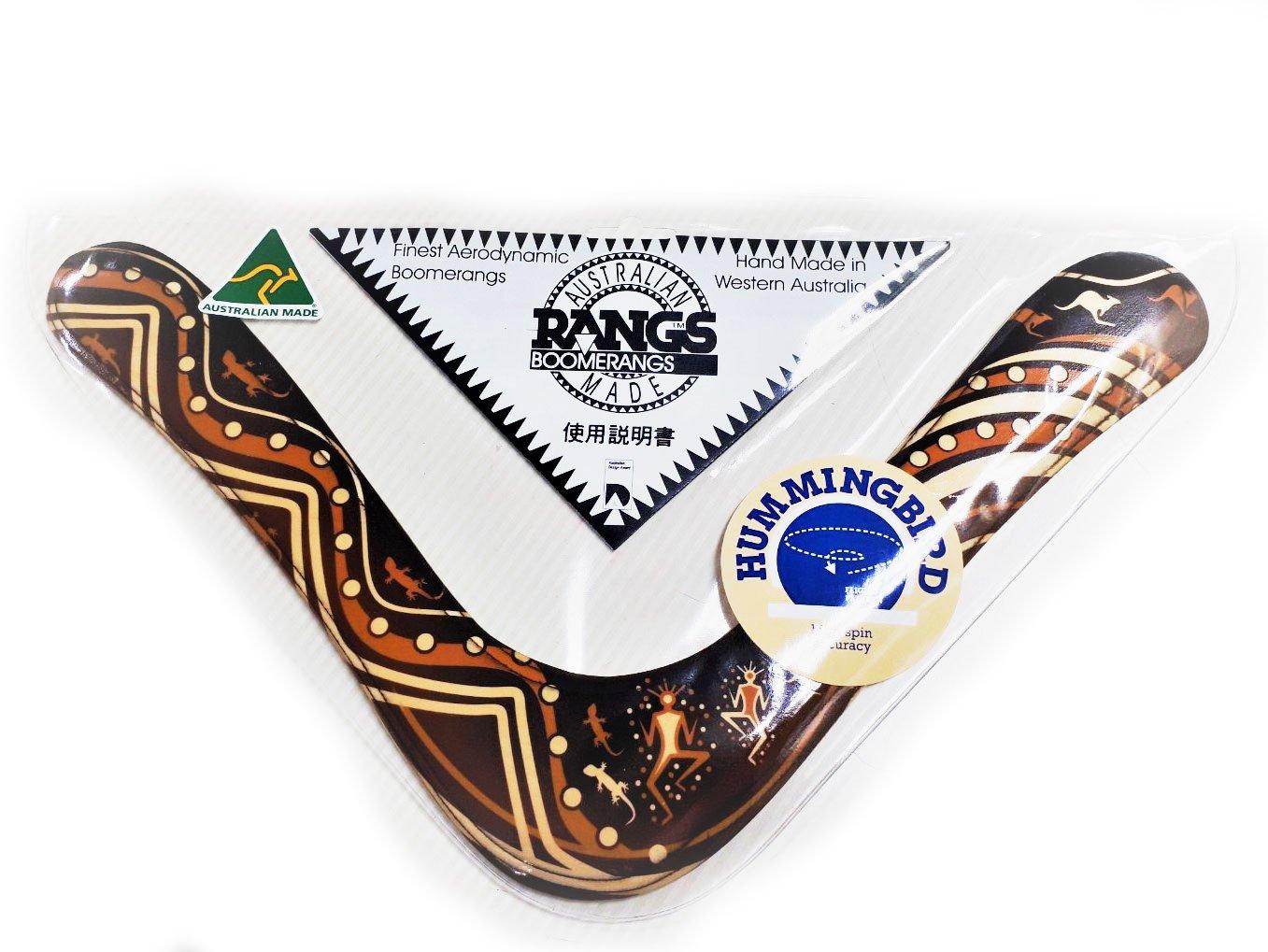 Pulmones Jap?n (RANGS) Hummingbird Boomerang (jap?n importaci?n ...