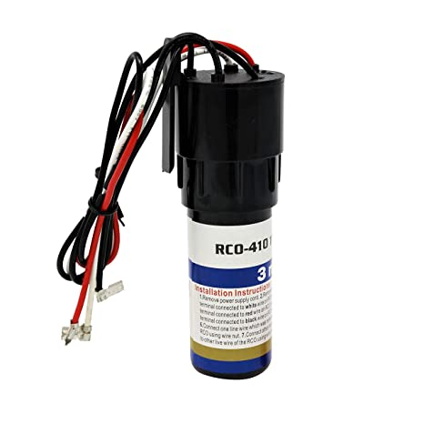 raven rco410 3 in 1 compressor hard start capacitor kit for refrigerators \u0026 freezers 1 4 1 3 hp 115vac Freezer Tape