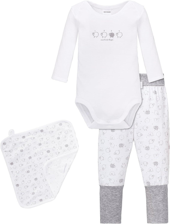 Schiesser Baby-Jungen Grand Prix Unterw/äsche-Set 3er Pack